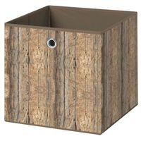 "BOITE DE RANGEMENT Wood - Bac de Rangement ""A"""
