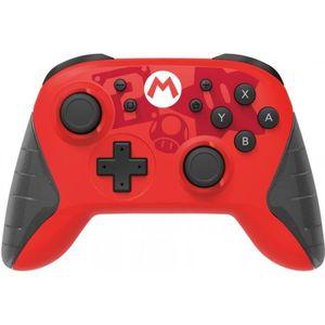 MANETTE JEUX VIDÉO Manette Sans Fil Mario pour Switch