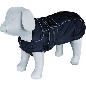 TRIXIE Manteau Rouen XS: 30 cm noir pour chien
