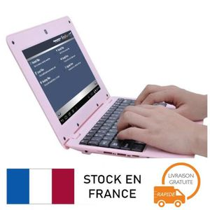 ORDINATEUR PORTABLE DWO Netbook 10.1inch Android6.0 Wifi Allwinner A33