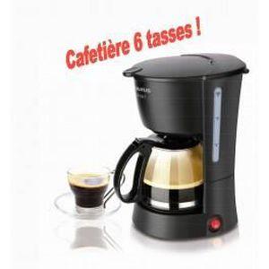 CAFETIÈRE cafetiere electrique 6 tasses