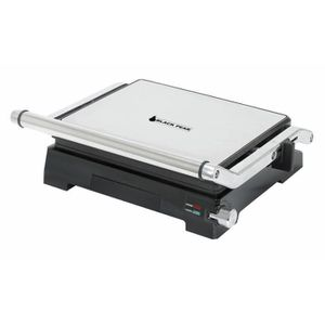 GRILL ÉLECTRIQUE Grill Spécial Panini Anti-Adhesif Cuisson Double F