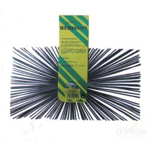 ACCESSOIRES RAMONAGE Hérisson rectangulaire en acier 300 mm X 500 mm