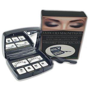 FAUX CILS G-MOTIONS Faux Cils Magnétiques/Idéal maquillage r