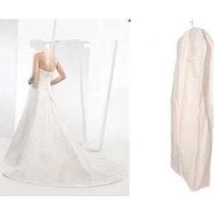 HOUSSE DE RANGEMENT Housse respirante pour robe de mariée