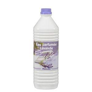ALCOOL À BRÛLER Eau parfumée lavande 1L