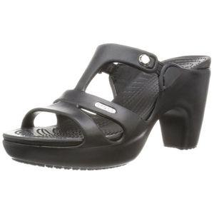ESCARPIN Crocs Cyprus V Heel W, Escarpins - Femme DIZSA