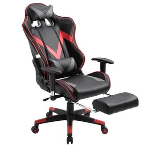 SIÈGE GAMING Chaise Gaming Haute Qualité Fauteuil Racing Ergono