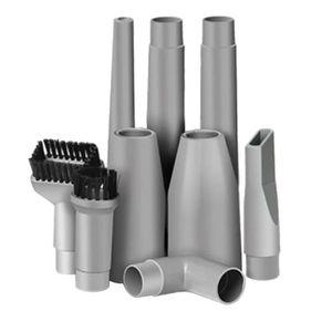ASPIRATEUR CENTRAL 9 pieces Accessoires de fixation pour mini aspirat