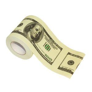 FARCE ET ATTRAPE Papier Toilette Billet 100$