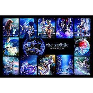 PUZZLE Puzzle 1000 pièces - Kagaya : Les signes du Zodiac