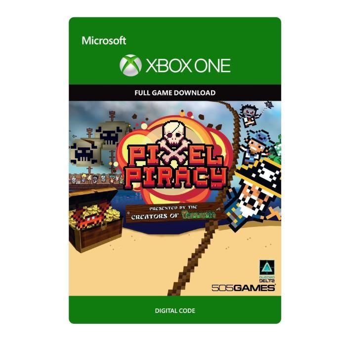 Pixel Piracy Jeu Xbox One à télécharger