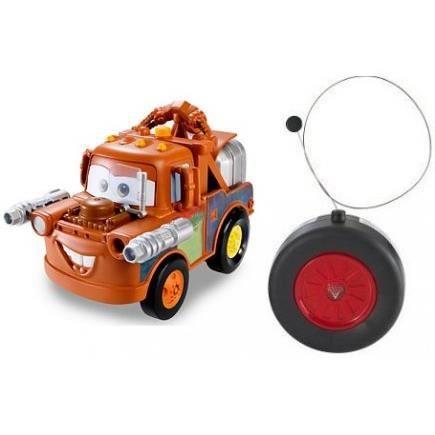 VOITURE À CONSTRUIRE Mattel - W5729 - Véhicule Radiocommandé Cars U …