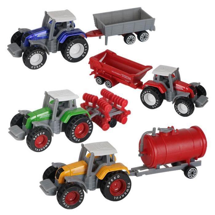 Miniatures Véhicules Avec Transporteur Tracteur Caste Camion Die EHIW9Y2eD