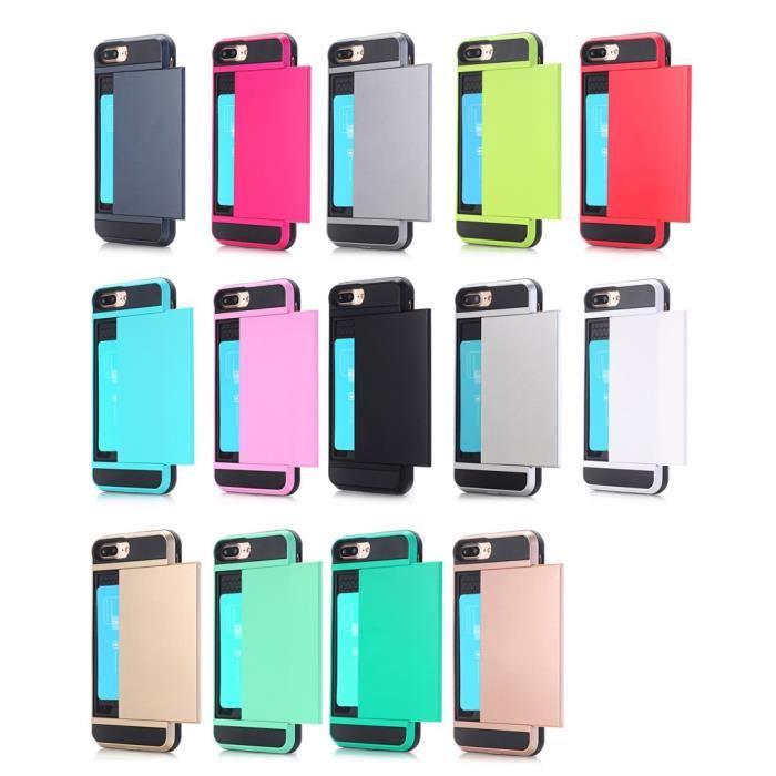coque fluo iphone 7 plus