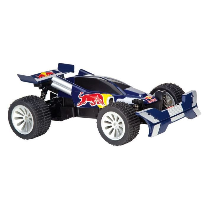 carrera rc red bull buggy blue achat vente voiture camion cdiscount. Black Bedroom Furniture Sets. Home Design Ideas