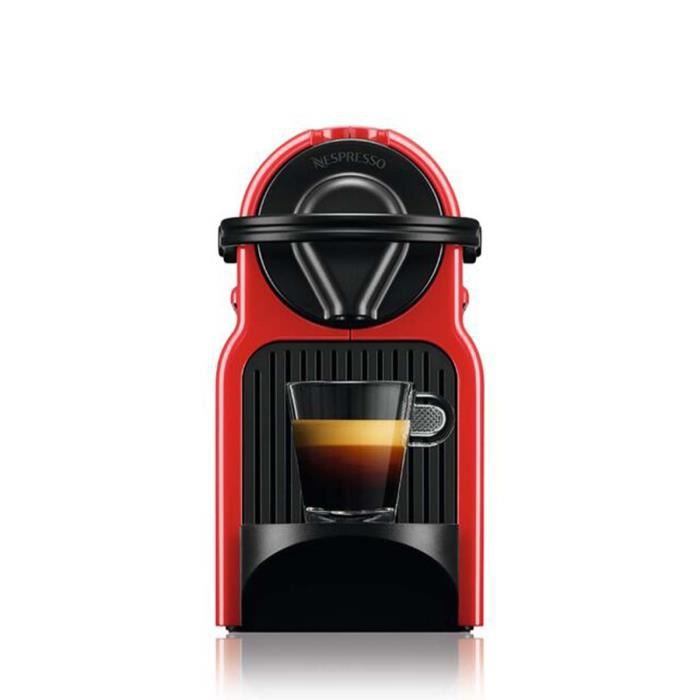 KRUPS NESPRESSO Inissia YY1531FD - Rouge rubis - Achat / Vente ...