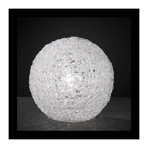 lampe boule blanche achat vente pas cher. Black Bedroom Furniture Sets. Home Design Ideas