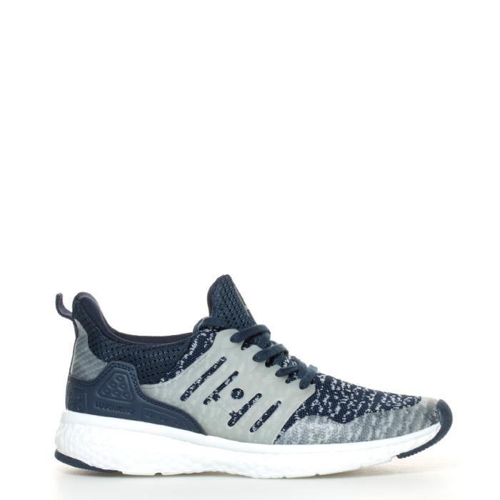 HakimonoMarine chaussures de maille hika