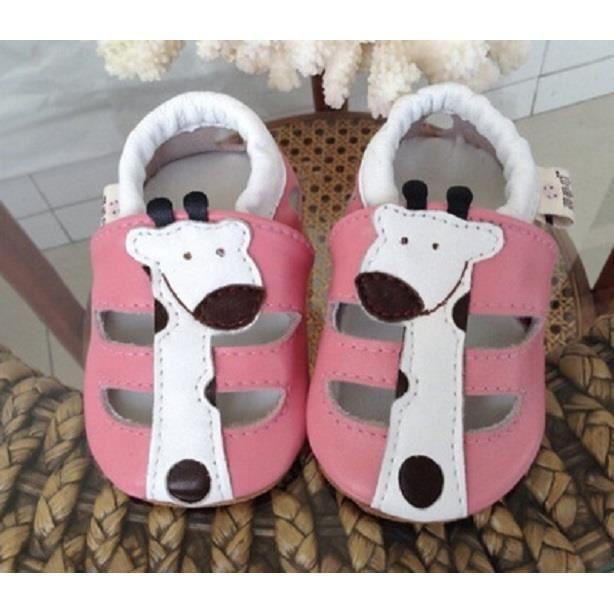 LICH Garçons et filles Chaussures de bébé pour tout-petits bébé doux bambinen Cuir Doux