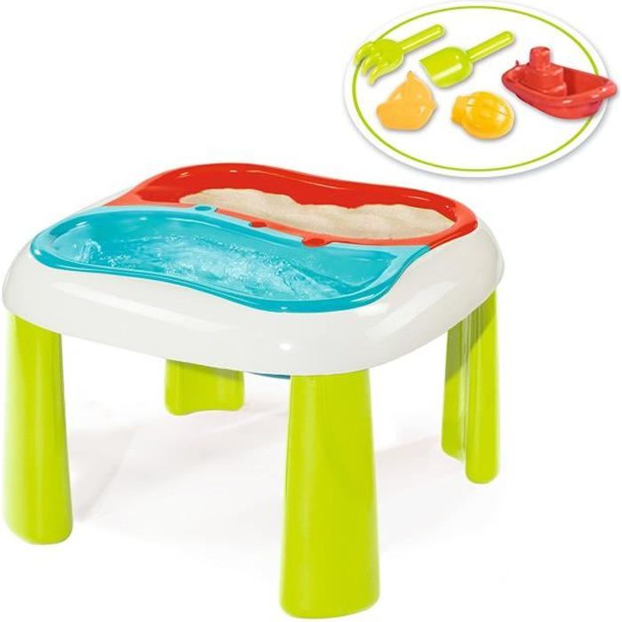 Table bac a sable achat vente table bac a sable pas - Sable pour bac a sable pas cher ...