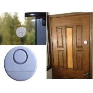 alarme detecteur de vibration achat vente alarme. Black Bedroom Furniture Sets. Home Design Ideas