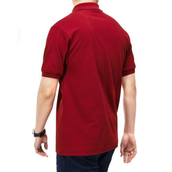 Pour Fit LRouge Homme 5 Ph4012rouge Polo Lacoste Slim I9HDE2