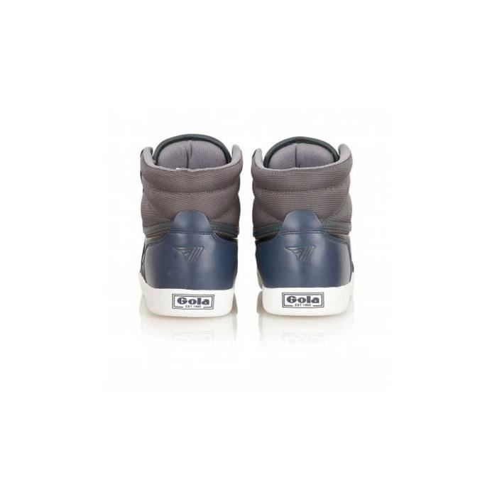 Homme Montant Gola Chaussure Black Navy Baskets Vicinity Pointure Graphite 43 05OqO