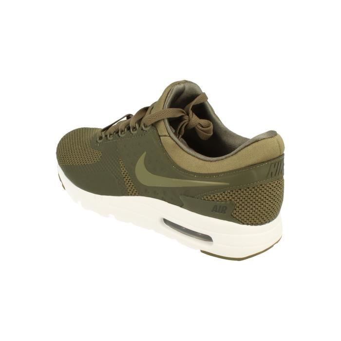Nike Air Max Zero Essential Hommes Running Trainers 876070 Sneakers Chaussures 200