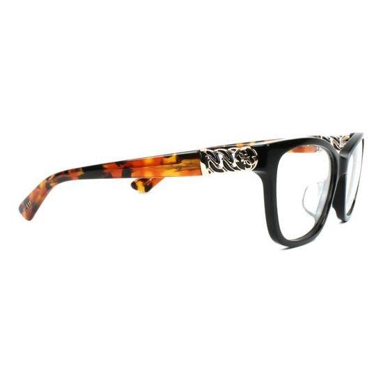 Lunettes de vue Guess GU2492-F -1 Noir brillant - Marron marbré Noir  brillant - Marron marbré - Achat   Vente lunettes de vue Lunettes de vue  Guess Femme ... 698e6ac23ea8