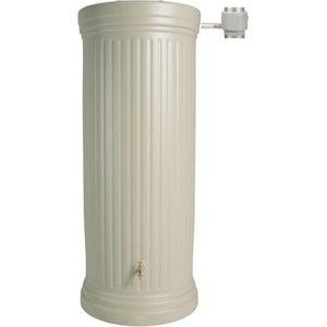 COLLECTEUR EAU - CUVE  Kit colonne romaine 330 L