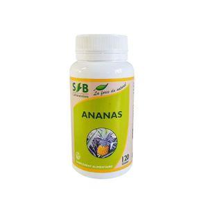 COMPLÉMENT MINCEUR Ananas 250 mg - Minceur 120 gélules - SFB Laborato