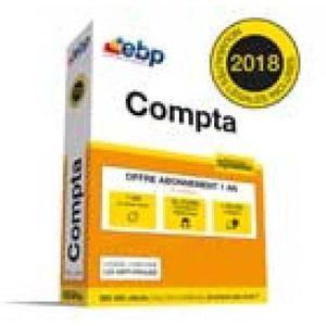 PROFESSIONNEL À TÉLÉCHARGER Logiciel Comptabilité- EBP Compta DYNAMIC 12 mois