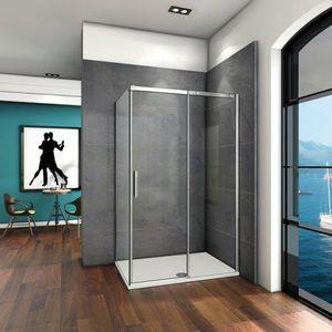 paroi de douche 70cm achat vente pas cher. Black Bedroom Furniture Sets. Home Design Ideas