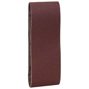 320# 10PCS Ceinture de pon/çage Oxyde daluminium Ponceuse Courroie abrasive 533 x 9mm