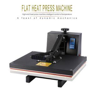 PRESSE À CHAUD 40*50cm machine de PRESSE A CHAUD pour T-shirt Imp
