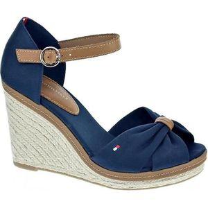 SANDALE - NU-PIEDS Chaussures Tommy Hilfiger Femme  Sandales modèle E