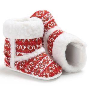 BOTTE BOTTE Bébé Toddler infantile fille bottes de neige