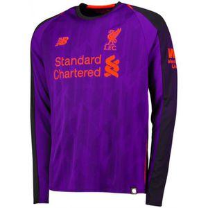 Maillot Domicile Liverpool gilet