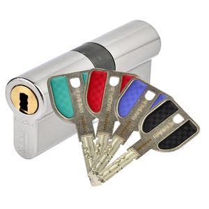 SERRURE - BARILLET Vachette - 482108 - Cylindre 2 entrées Radialis -