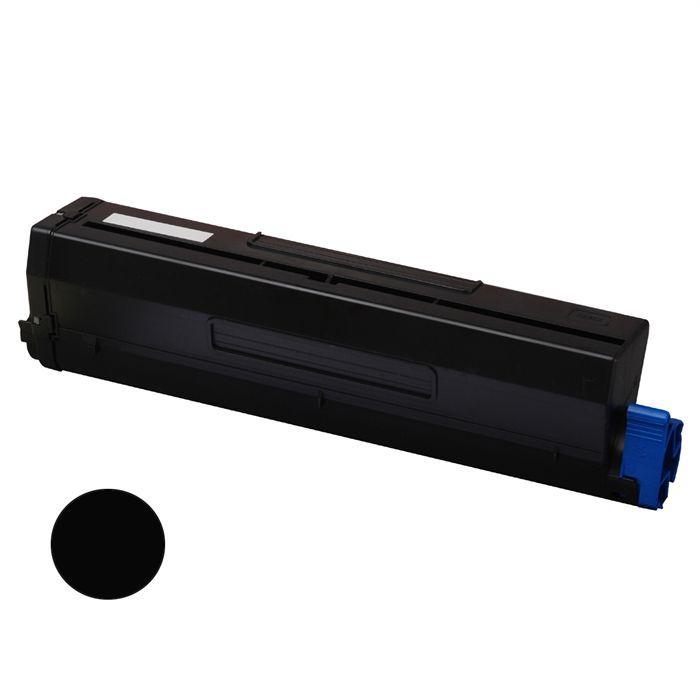 OKI Cartouche toner 44059108  -  Compatible  C810/C830  -  Noir  -  Capacité standard 8.000 pages