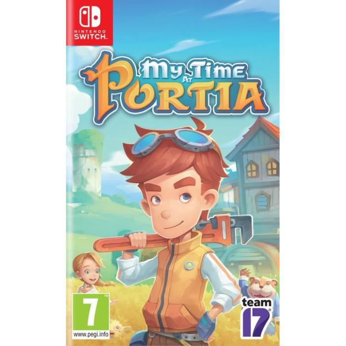 My time at Portia Jeu Switch