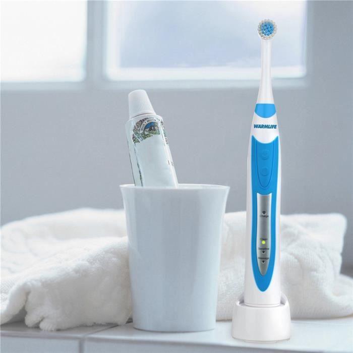 Brosse à dents électrique A267-W USB Bleu
