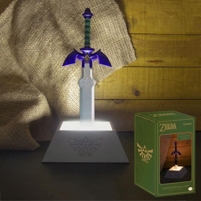 Legend Master Sword De Chevet Zelda The Of Lampe CxsrhQtd
