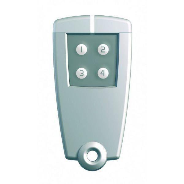 T l commande porte cl 4 touches deltis de achat for Porte telecommande