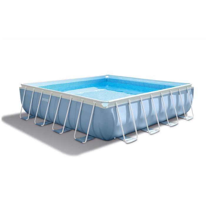 piscine tubulaire carre achat vente pas cher. Black Bedroom Furniture Sets. Home Design Ideas