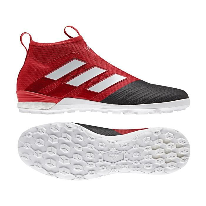 Adidas Tango Football 17Purecontrol Chaussures Tf Rouge Prix Ace WIYE29DH