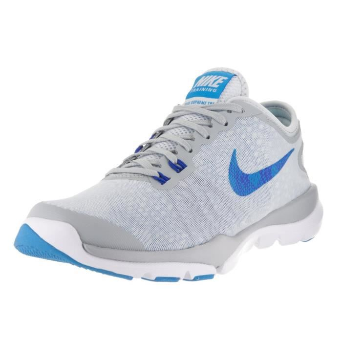release date: 018b4 a3382 BASKET Nike Flex Supreme Tr 4 Cross Trainer BIXAA Taille-
