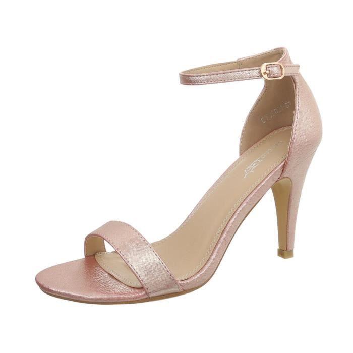 chaussures de sport boutique officielle mode de premier ordre Femmes chaussures sandales High Heels escarpin talon ...