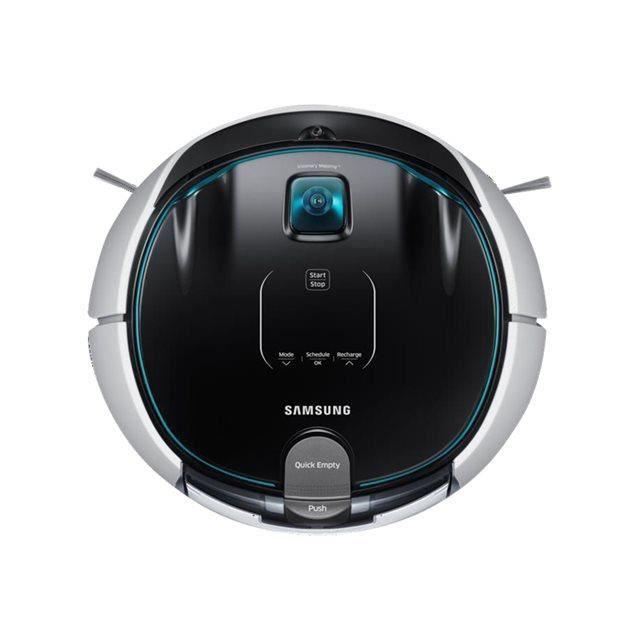 aspirateur robot samsung sr10j50fud vr5000 achat vente aspirateur central cdiscount. Black Bedroom Furniture Sets. Home Design Ideas